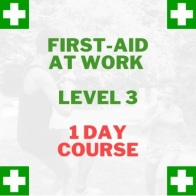 first aid at work 1 day course