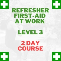 Refresher first aid at work 2 day first aid course